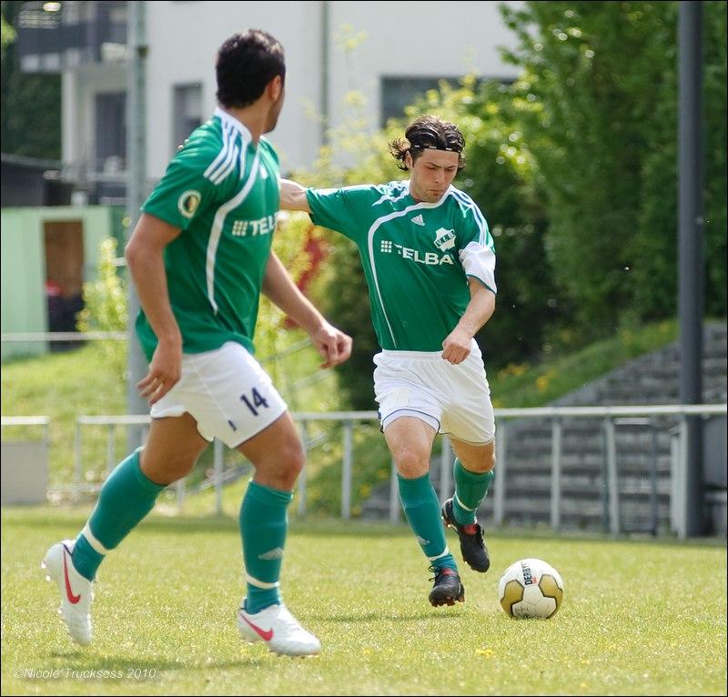 Sie betrachten ein Bild aus dem Artikel: VfB Speldorf auf der Siegerstraße