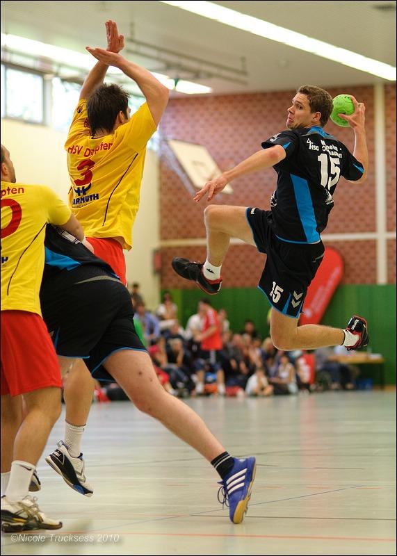 Sie betrachten ein Bild aus dem Artikel: Stadtmeisterschaften 2010 im Handball
