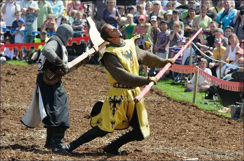 Sie betrachten ein Bild aus dem Artikel: Ab ins Mittelalter