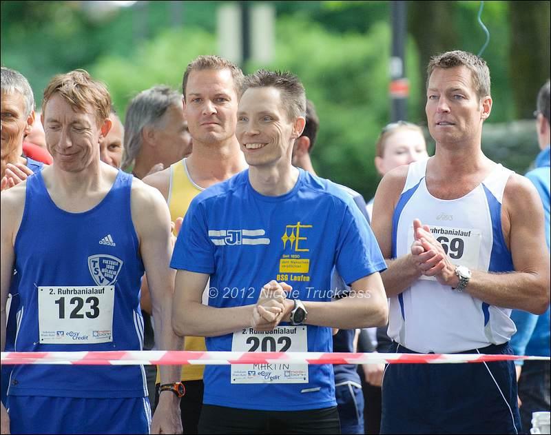 Sie betrachten ein Bild aus dem Artikel: Ruhrbania zeigt sich sportlich
